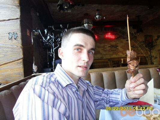 Фото мужчины kostiavskij, Клайпеда, Литва, 34