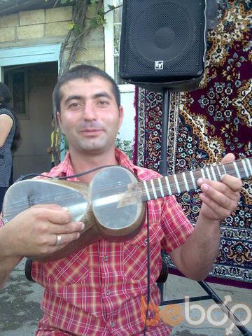 Фото мужчины kandci, Шемаха, Азербайджан, 36