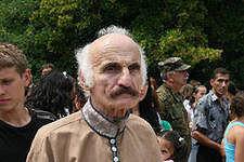 Фото мужчины макар, Пицунда, Абхазия, 93