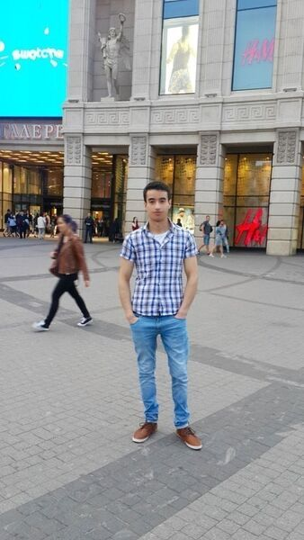 Фото мужчины Акмаль, Санкт-Петербург, Россия, 27