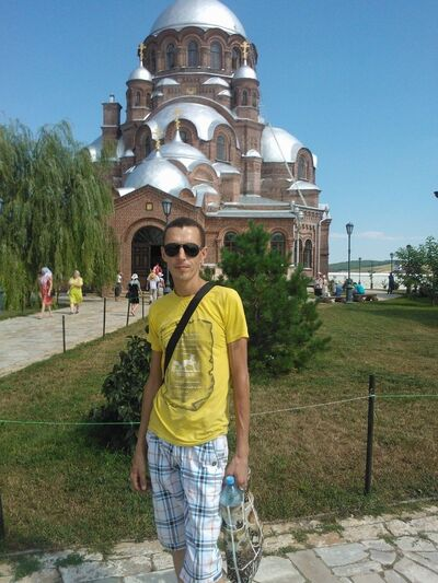Фото мужчины Роман, Зеленодольск, Россия, 35