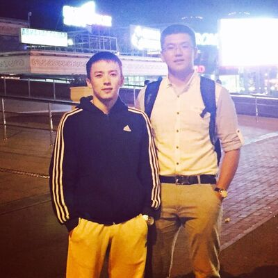 Фото мужчины Саламат, Алматы, Казахстан, 21