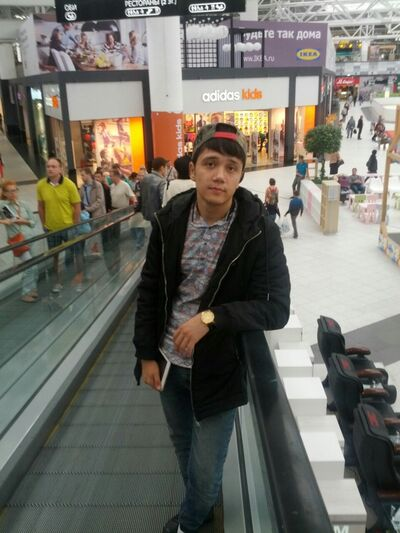 Фото мужчины Фахрид, Москва, Россия, 21