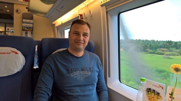 Фото мужчины george, Москва, Россия, 34